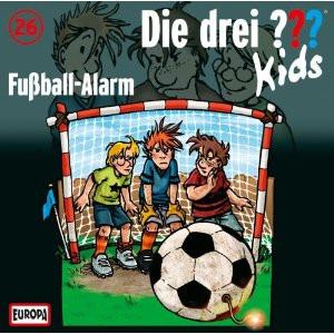 Die drei ??? Kids Folge 26 Fußball-Alarm