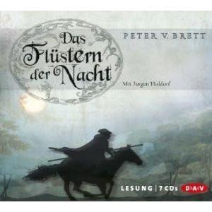 Peter V. Brett - Das Flüstern der Nacht