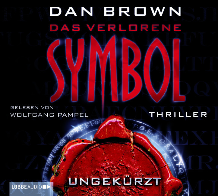 Dan Brown - Das verlorene Symbol (ungekürzte Lesung)