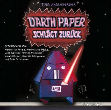 Tom Angleberger - Darth Paper schlägt zurück