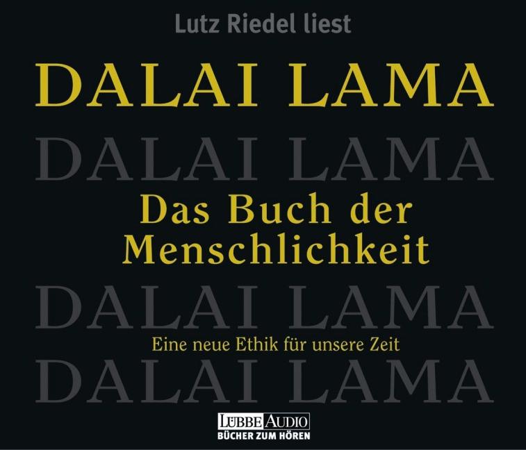 Dalai Lama - Das Buch der Menschlichkeit