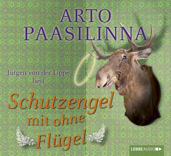 Arto Paasilinna - Schutzengel mit ohne Flügel