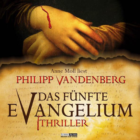 Philipp Vandenberg - Das fünfte Evangelium