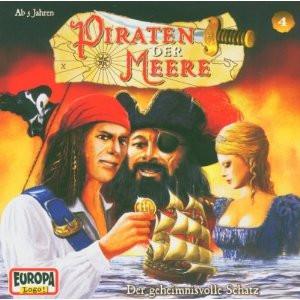 Piraten der Meere Folge 04 - Der geheimnisvolle Schatz