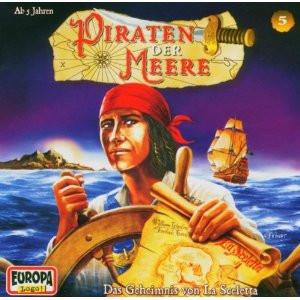 Piraten der Meere Folge 05 - Das Geheimnis von La Sceletta