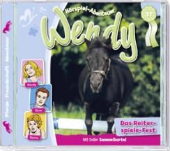 Wendy Folge 57 - Das Reiterspiele-Fest