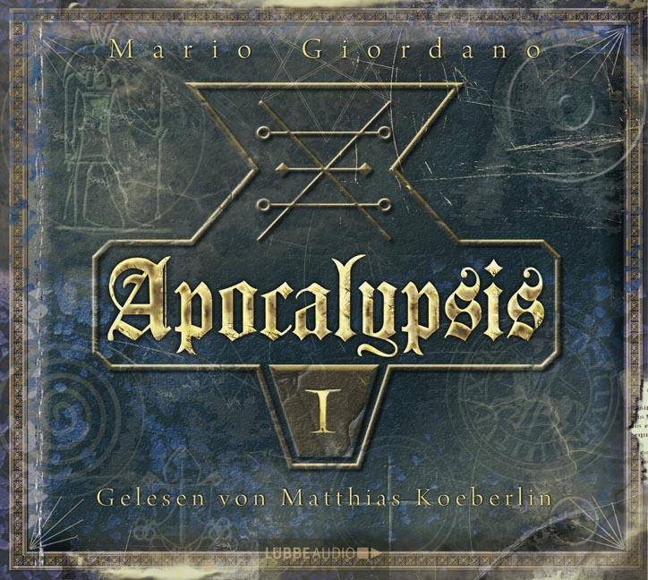 Mario Giordano - Apocalypsis I (4 MP3-CDs)