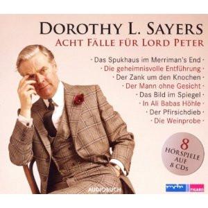 Acht Fälle für Lord Peter - Der Zank um den Knochen u.a.