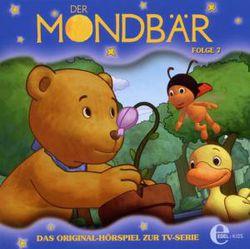 Der Mondbär - Das Original-Hörspiel zur TV-Serie - Folge 07