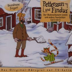 Pettersson und Findus - Der Weihnachtsmann kommt - Teil 1 v. 2