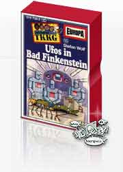 MC TKKG 015 Ufos in Bad Finkenstein