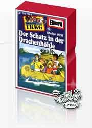 MC TKKG 019 Der Schatz in der Drachenhöhle