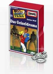 MC TKKG 026 Das Geiseldrama