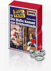 MC TKKG 030 Die Mafia kommt zur Geisterstunde