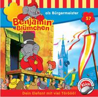 Benjamin Blümchen Folge 57 als Bürgermeister