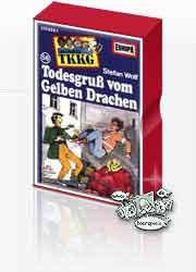 MC TKKG 056 Todesgruß vom gelben Drachen