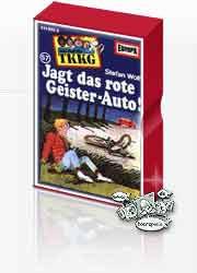 MC TKKG 057 Jagt das rote Geisterauto