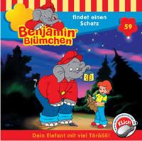 Benjamin Blümchen Folge 59 findet einen Schatz