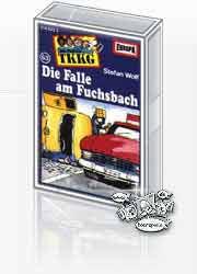MC TKKG 063 Die Falle am Fuchsbach