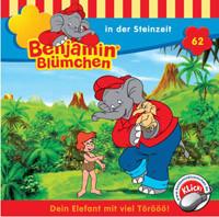 Benjamin Blümchen Folge 62 in der Steinzeit