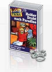 MC TKKG 078 Heißer Draht nach Paradiso
