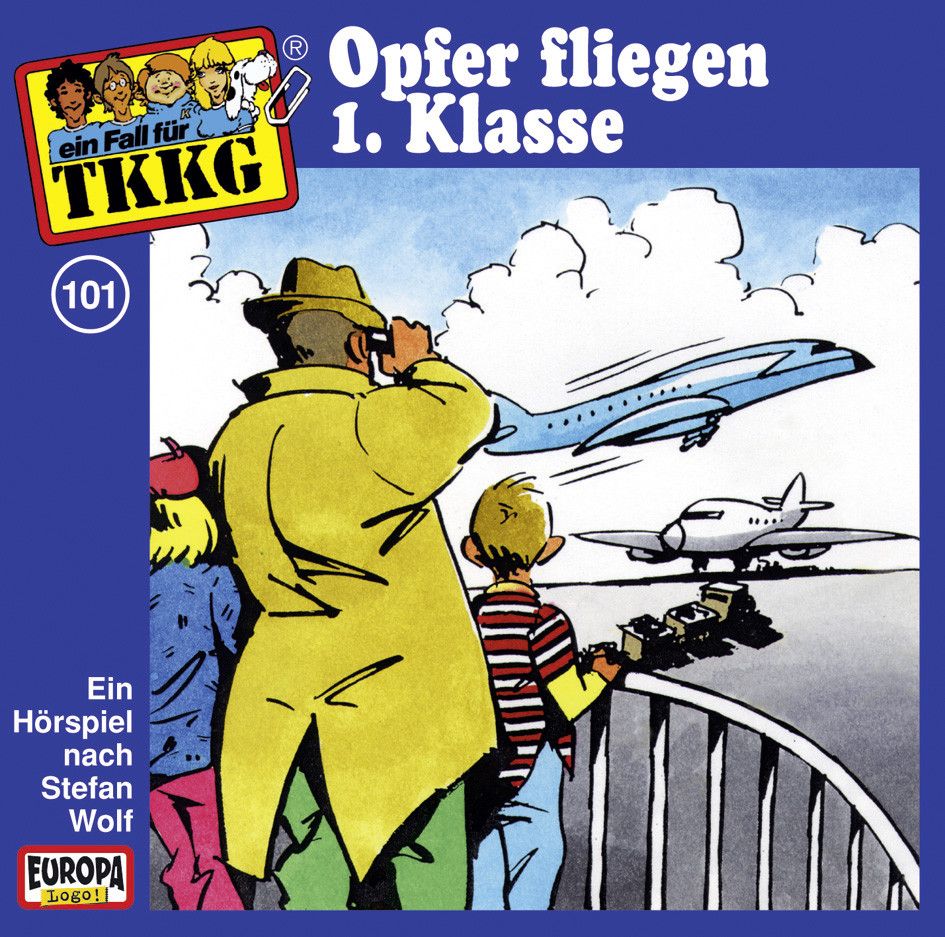 MC TKKG 101 Opfer fliegen 1. Klasse