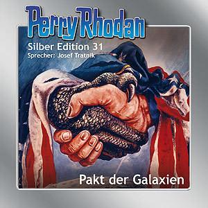 Perry Rhodan Silber Edition Nr. 31 Pakt der Galaxien