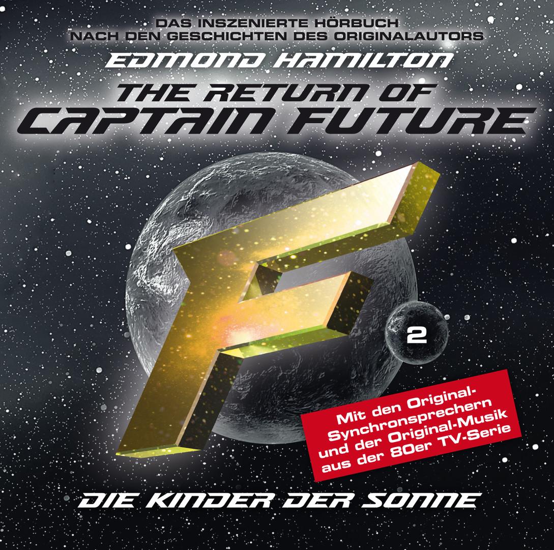 Captain Future 02 - Die Kinder der Sonne