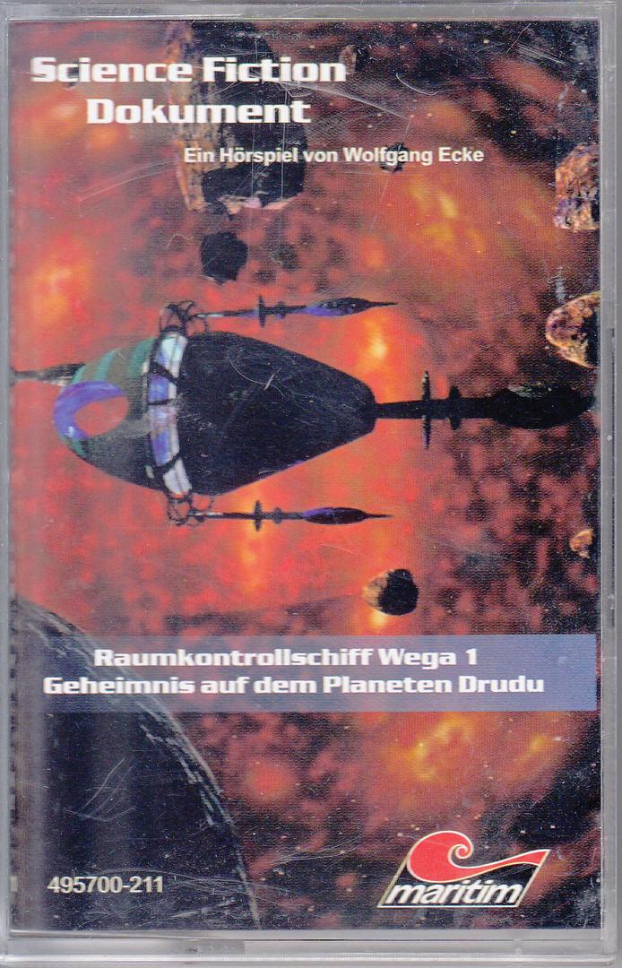 MC Maritim Raumkontrollschiff Wega 1 Geheimnis auf dem Planeten