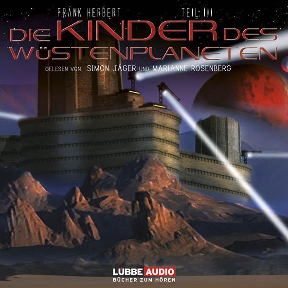 Frank Herbert - Dune III: Die Kinder des Wüstenplaneten