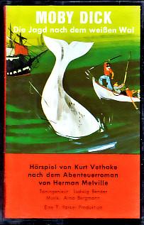 MC Silberhit Moby Dick Die Jagd nach dem weißen Wal
