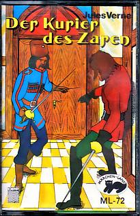 MC Märchenland 72 Jules Verne Der Kurier des Zaren