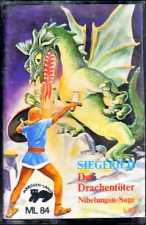 MC Märchenland 84 Siegfried der Drachentöter 1