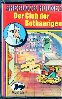 MC Märchenland 139 Sherlock Holmes - der Club der Rothaarigen