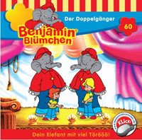 Benjamin Blümchen Folge 60 Der Doppelgänger