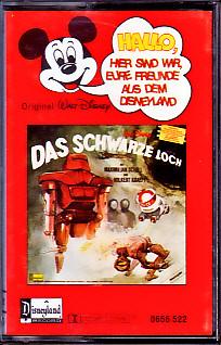 MC Disneyland Hallo Freunde Das schwarze Loch
