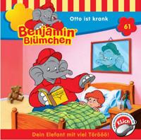 Benjamin Blümchen Folge 61 Otto ist krank