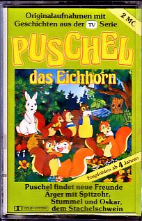 MC Ariola Puschel das Eichhorn