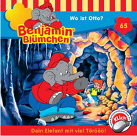 Benjamin Blümchen Folge 65 Wo ist Otto ?