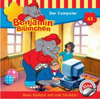 Benjamin Blümchen Folge 63 Der Computer