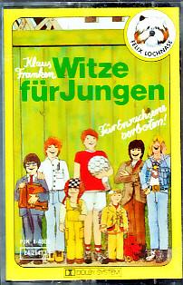MC RCA Witze für Jungen