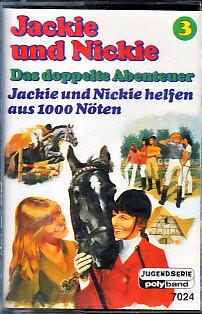MC Polyband 7024 Jackie und Nickie 3 das doppelte Abenteuer