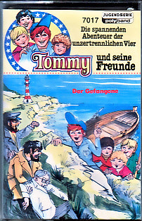 MC Polyband 7017 Tommy und seine Freunde Der Gefangene