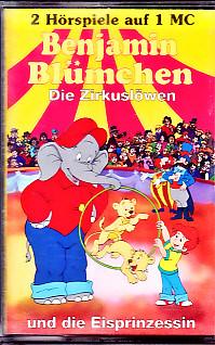 MC Kiosk Benjamin Blümchen Doppelfolge Zirkuslöwen / Eisprinzess