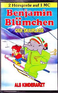 MC Kiosk Benjamin Blümchen Doppelfolge Skiurlaub / Kinderarzt