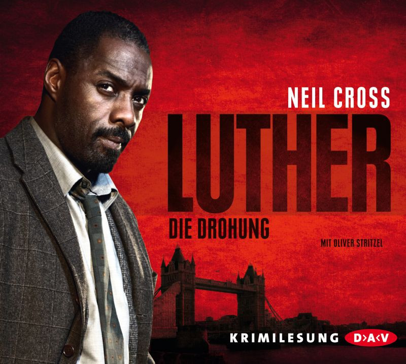 Neil Cross - Luther - Die Drohung