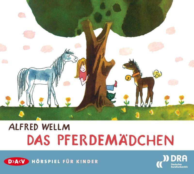 Alfred Wellm - Das Pferdemädchen - Hörspiel