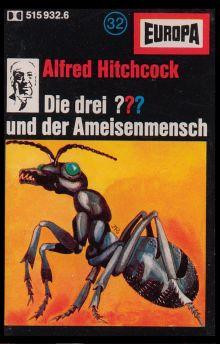 MC Die drei ??? 032 und der Ameisenmensch