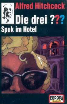 MC Die drei ??? 062 Spuk im Hotel