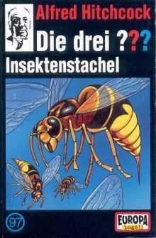 MC Die drei ??? 097 Insektenstachel